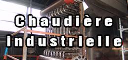 Chaudière industrielle