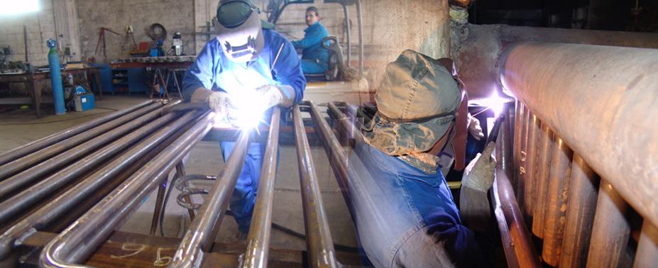 Concernant les opérations de soudure et soudure haute-pression, depuis 2001, SMI à investi plus de 400000€ dans les qualifications de mode opératoire de soudage.