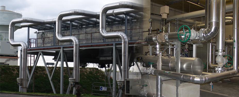 Tuyauterie industrielle tous diamètres, air comprimé, réseaux liquides, incendie. Montage d'ensembles en atelier et installation sur site. …